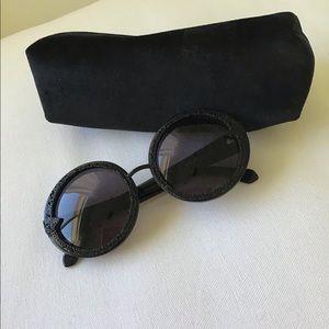 Accessories - Black Karen Walker sunglasses